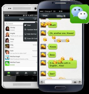 wechat-phone